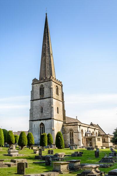 Painswick, St Mary's Church